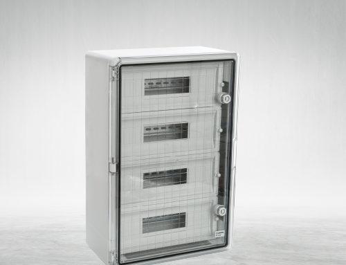 Cajas eléctricas ABS Lerkenbox